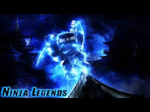 AFK ninja legends stream (You guys can get pets for watching so leave your computer on afk)