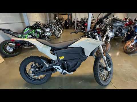 2020 Zero Motorcycles FX ZF7.2 Integrated in Muskego, Wisconsin - Video 1