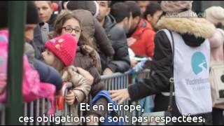 Enfants migrants : des enfants qui ont des droits