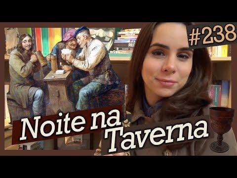 NOITE NA TAVERNA, ÁLVARES DE AZEVEDO - #238 [MEDO IMORTAL]