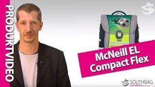 McNeill Schulranzen Ergo Light Compact Flex - Produktvideo