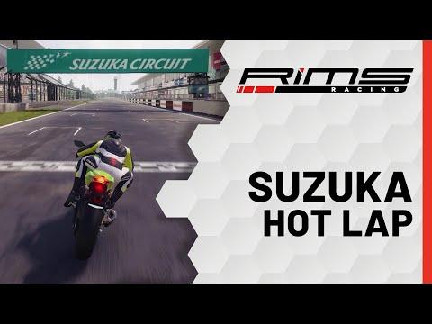 Suzuka Hot Lap de RiMS Racing