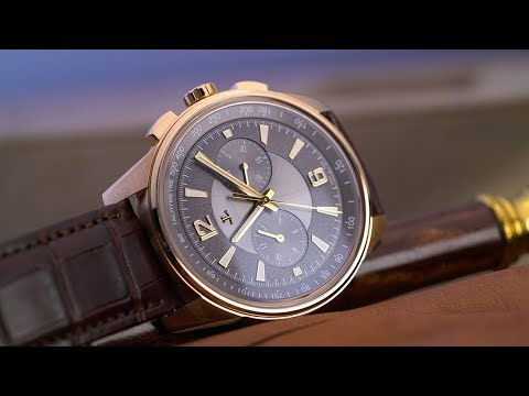 JAEGER-LECOULTRE – Top 5 New 2018 models, inc. Polaris Memovox and more