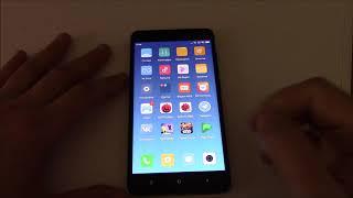 Последнее обновление MIUI 10 8.11.8 для Redmi Note 4X