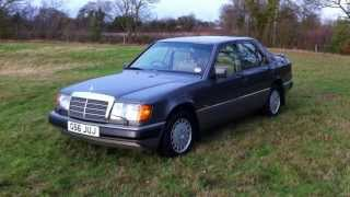 Classic Mercedes Benz E 300d W124 mikeedge7 sales review