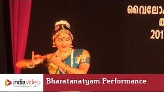 Bharatanatyam performance by Seetha Sasidharan, Mudra Fest 2012