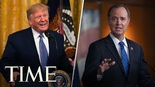 President Trump's Senate Impeachment Trial: Day 3 | LIVE | TIME