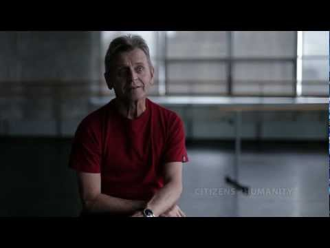 MIKHAIL BARYSHNIKOV: JUST LIKE YOU