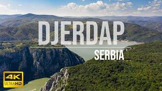 4K Serbia | Iron Gates (Djerdapska Klisura) 2020