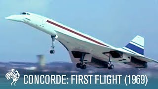 Concorde 1st Flight