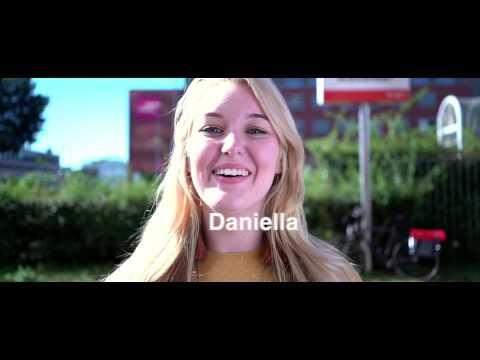 Zadkine Uitblinker 2016 Daniella van der Velden