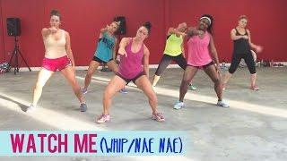 Silento   Watch Me (WhipNae Nae) | Dance Fitness With Jessica #WatchMeDanceOn