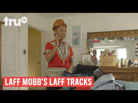 Laff Mobb's Laff Tracks - Gluten-Free for the Holidays | truTV