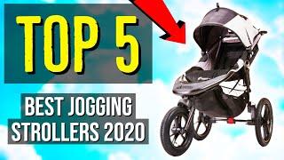 ✅ TOP 5: Best Jogging Stroller 2020