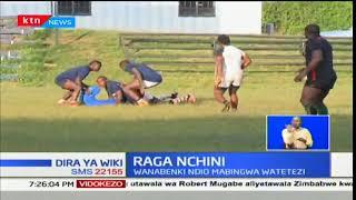 Harlequins' Herman Humwa ajumuishwa kwenye kikosi cha raga ya wachezaji saba