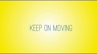 Keep on Moving- Five (Lyric Video)