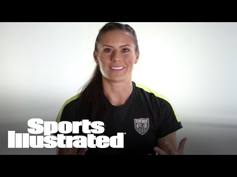 Meet the USWNT 23: Ali Krieger   Sports Illustrated
