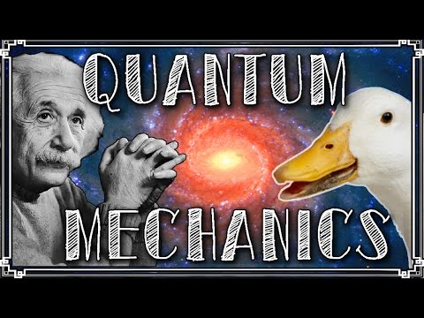Quantum Mechanics, Explained In Five Minutes
