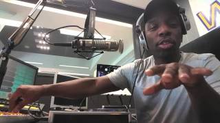 dj jimmy jam live on 90.1 wnaa 4 29 2016 pt. 1