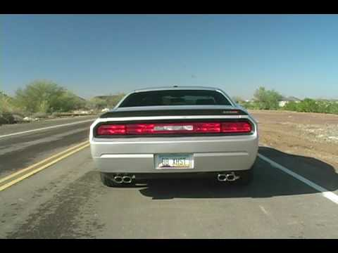 Dodge Challenger (3rd Gen) SRT8 Drive Off – Billy Boat Exhaust