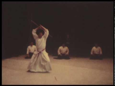 Masamichi Noro. Jo Kata du Fondateur