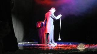 Luca Bono - Performance Del Giovane Mago Italiano Per Masters Of Magic 2012