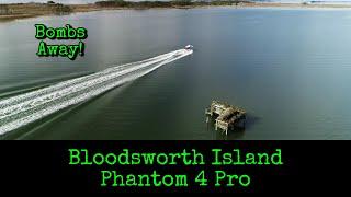 Bloodsworth Island DJI Phantom 4 Pro Footage