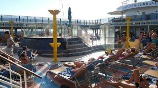 Costa Mediterranea 2016 tour in prima persona deck 9 10 11 12