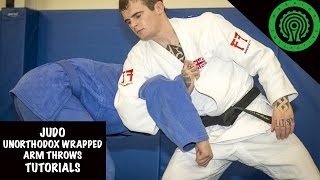 Judo Unorthodox Wrapped Arm Throws Tutorial