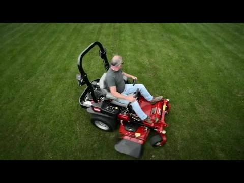 Efficient, Eco-Friendly Toro® Lawn Mowers with EFI Engines