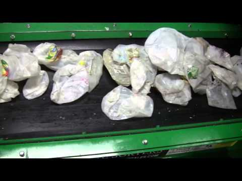 Plastic Optical Sorting System Casual Living 10TPH Baled - Green Machine® LLC
