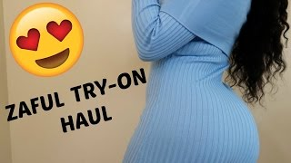 SLIM THICK TRY ON HAUL || ZAFUL
