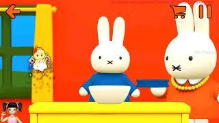 Thơ Nguyễn chơi game thỏ con và một ngày nghỉ tuyệt vời