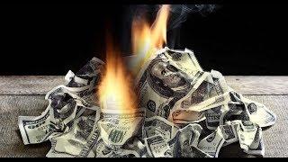 Как американцы разбрасываются деньгами