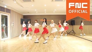 AOA - 심쿵해 (Heart Attack) 안무영상(Dance Practice) Full Ver.