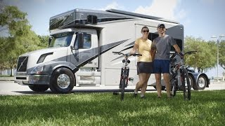 """Volvo Trucks - US couple lives the good life on the road - """"Welcome to My Cab"""""""