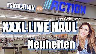 XXXL LIVE IM ACTION  | NEUHEITEN | NEUE PRODUKTE | NOVEMBER | 2020 | DEUTSCH | ACTION HAUL |