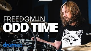 Marco Minnemann   Freedom In Odd Time (Drum Lesson)