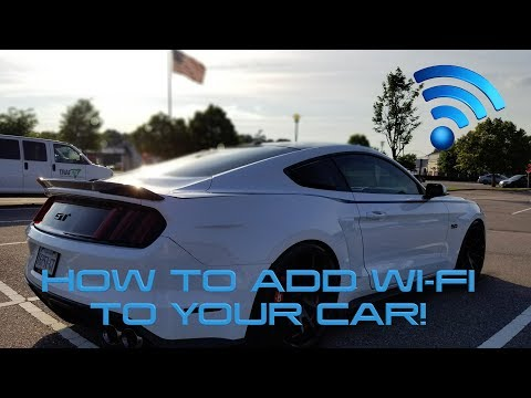 mp4 Automobiles With Wifi, download Automobiles With Wifi video klip Automobiles With Wifi