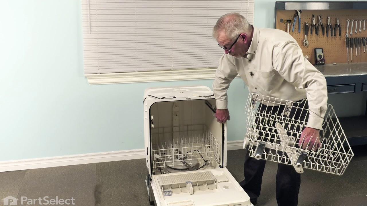 Replacing your Whirlpool Dishwasher Manifold