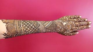 Bridal Design Henna Videos