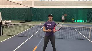 Tuesday Tennis Tip: How to cover your alley in doubles
