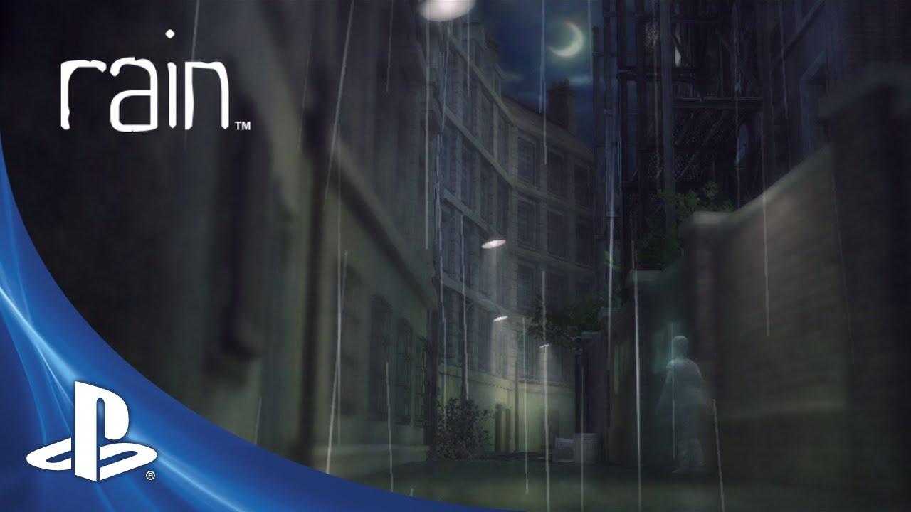 Diário de Desenvolvimento de Rain – Episódio 1