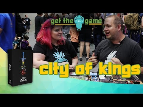 Get the Game - The City of Kings