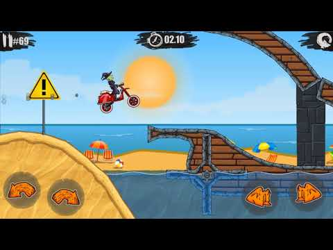 MOTO X3M Bike Race Game iOS / Android Gameplay   Secret