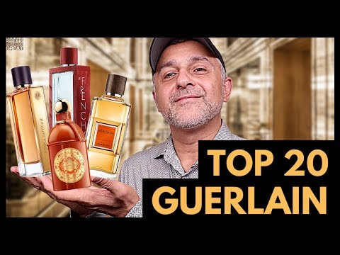 TOP 20 GUERLAIN FRAGRANCES | My Favorite Guerlain Fragrances, Perfumes, Colognes