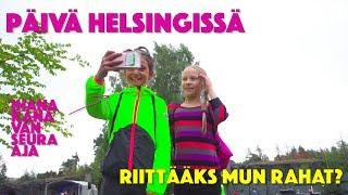 YKSIN HELSINGISSÄ OSA 2 - KESKUSTA-VALLILA-ITIS-HERTTONIEMI -PETSHOPTAIVAASSA