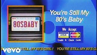 80s Baby Lyric Video Video