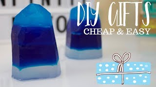 5 SUPER CHEAP AND EASY DIY GIFTS | PINTEREST INSPIRED