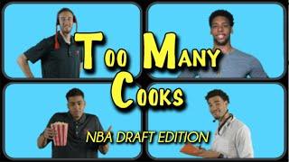 Too Many Cooks: 2015 NBA Draft Edition